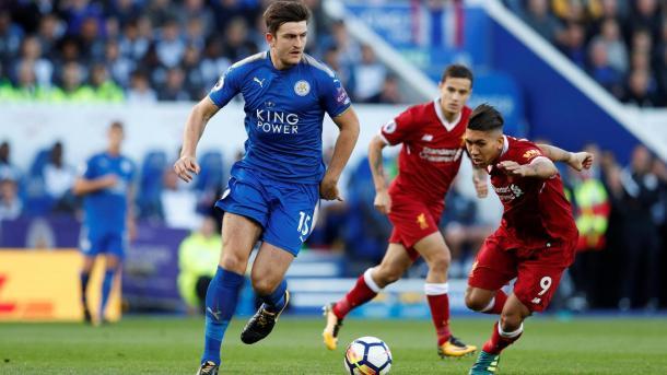 La solidez defensiva de Maguire pudo contra Tottenham | Foto: PL.