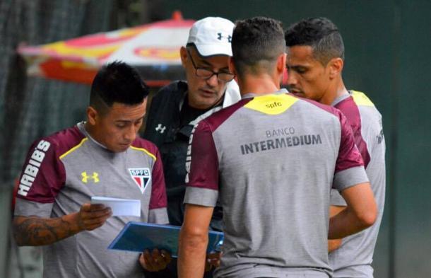 (Foto: Érico Leonan/ São Paulo FC)