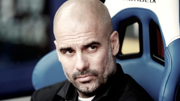 Guardiola quiere seguir siendo el entrenador del momento | Foto: Premier League