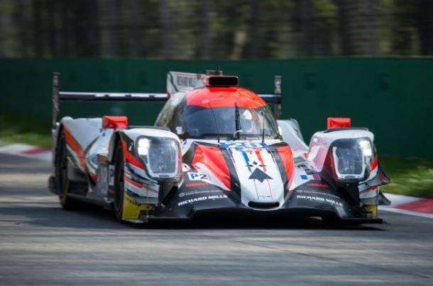 Oreca da TDS Racing liderou na classe LMP2. (Foto: FIAWEC)