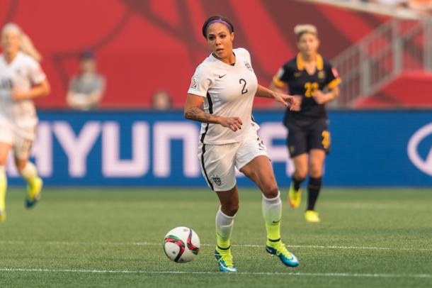 Sydney Leroux makes her first USWNT roster since 2015 | Source: ussoccer.com