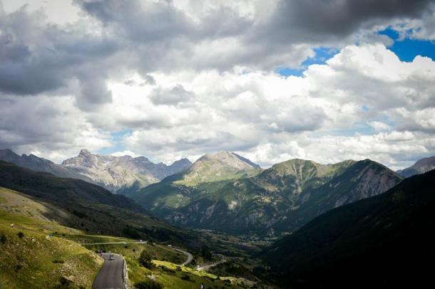 Los Alpes pueden decidir el Tour 2017. | Foto: TDF