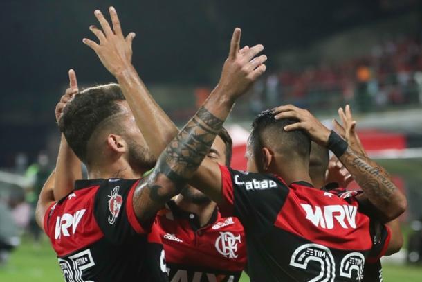 Flamengo enfrenta a Chapecoense nas oitavas da Sul-Americana | Foto: Gilvan de Souza/Flamengo