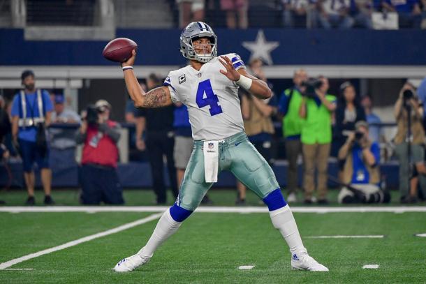 (Foto: Dallas Cowboys)