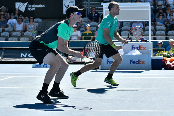 Jamie Murray and Bruno Soares gear up for a return (Photo: Nigel Owen/Getty Images)