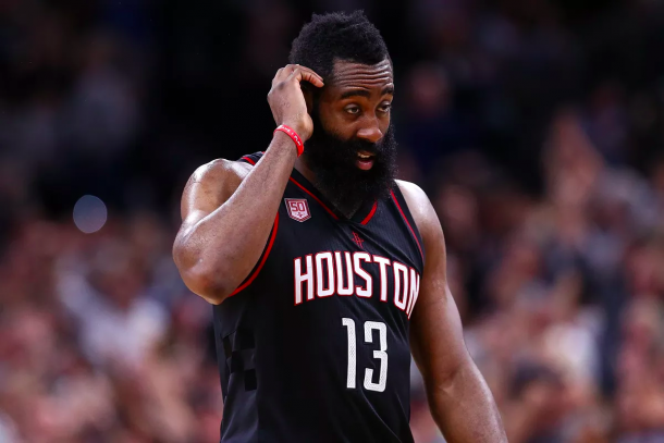 James Harden Sued By Moses Malone Jr. For Setting Up Robbery, Allegedly