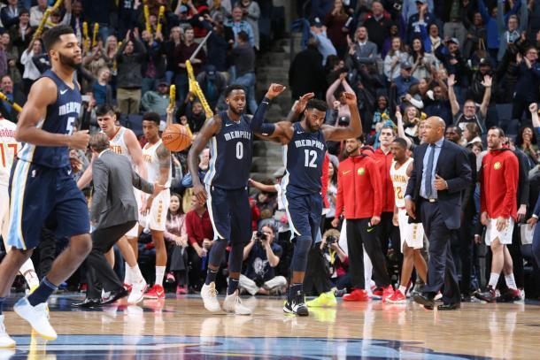 Tyreke Evans sigue renaciendo en Memphis | Foto: nba.com/grizzlies vía Getty Images