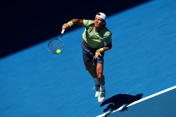 Berdych matched the Italian's winner count of 37 but committed 12 fewer unforced errors (Clive Brunskill/Getty Images AsiaPac)