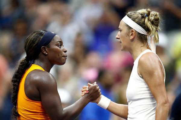 Stephens has now evened up her head-to-head with the two-time Australian Open champion (Image source: Julian Finney/Getty Images North America)