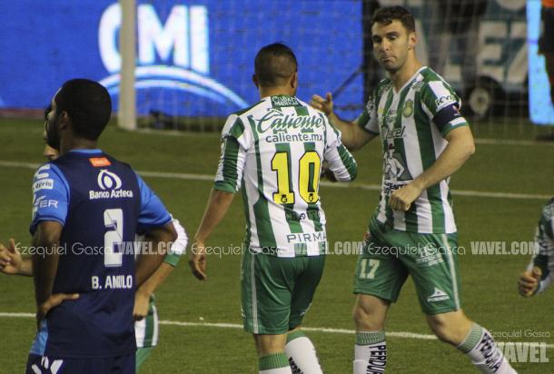 'Hat-trick' de Djaniny encamina la goleada de Santos Laguna