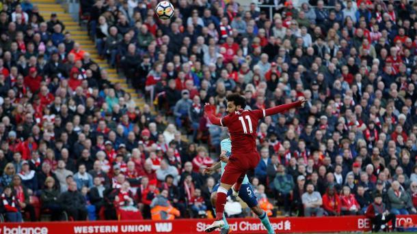 Salah alcanzó lo 30 goles en esta Premier League | Foto: PL.