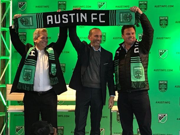 Presentación oficial de Auston FC (hillcountrynews.com)