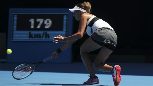 Madison Keys   Foto: Aus Open
