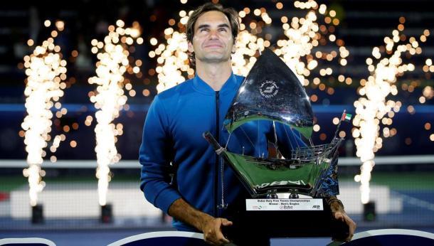 El más grande tenista de todos los tiempos, su majestad Foto: Mundo Deportivo
