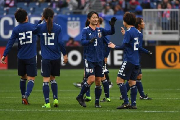 Japan showed glimpses of brilliance at the 2019 SheBelieves Cup | Source: thestar.com.my