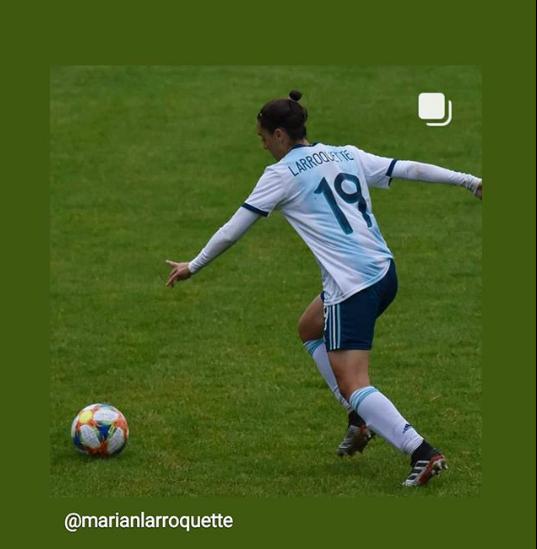 Segundo partido amistoso | Fuente: Stefanía León