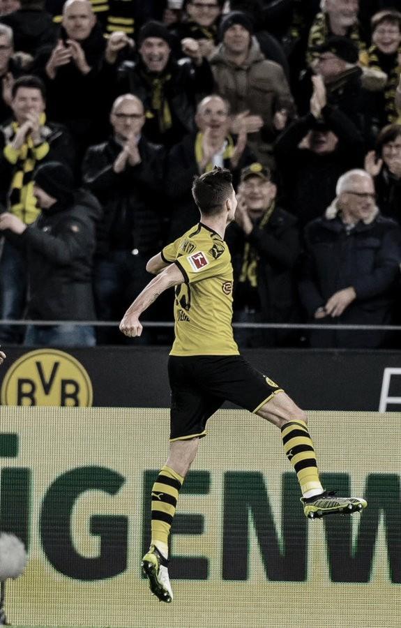 Julian Weigl marca novamente - Foto: Twitter @BVB