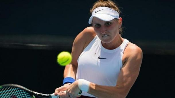 The Czech got her season off to a good start in Adelaide/Photo: sportcz