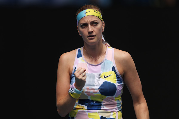 Kvitova has quietly moved through to the second week in Melbourne/Photo: Getty Images/AsiaPac