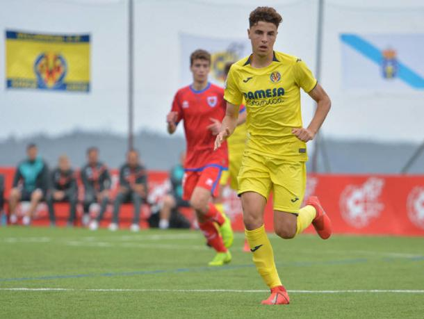 Iván Morante en su periplo de siete años en el Villarreal CF | Foto: SeFútbol