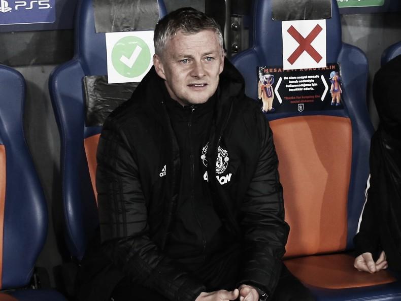El futuro de Solskjaer pende de un hilo / Foto: UEFA