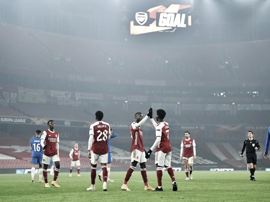 La UEFA Europa League es el escenario ideal del Arsenal | Foto: Arsenal