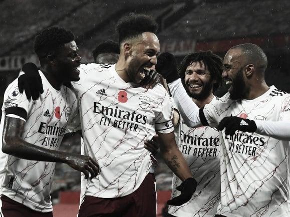 Arsenal sufre la falta de gol | Foto: Arsenal