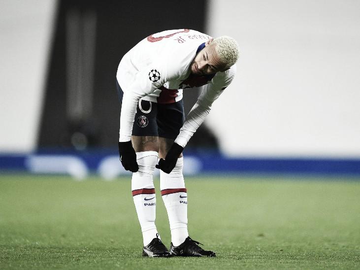 Neymar fue la pesadilla del United | Foto: UEFA