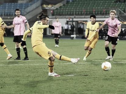 Bale igualó el encuentro | Foto: UEFA