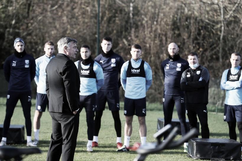 Allardyce ya piensa su West Brom | Foto: WBA