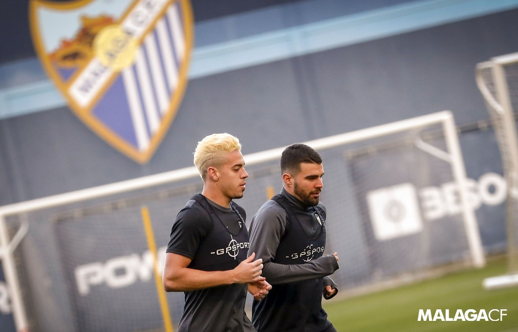 Qué Chévere   Foto: Málaga CF