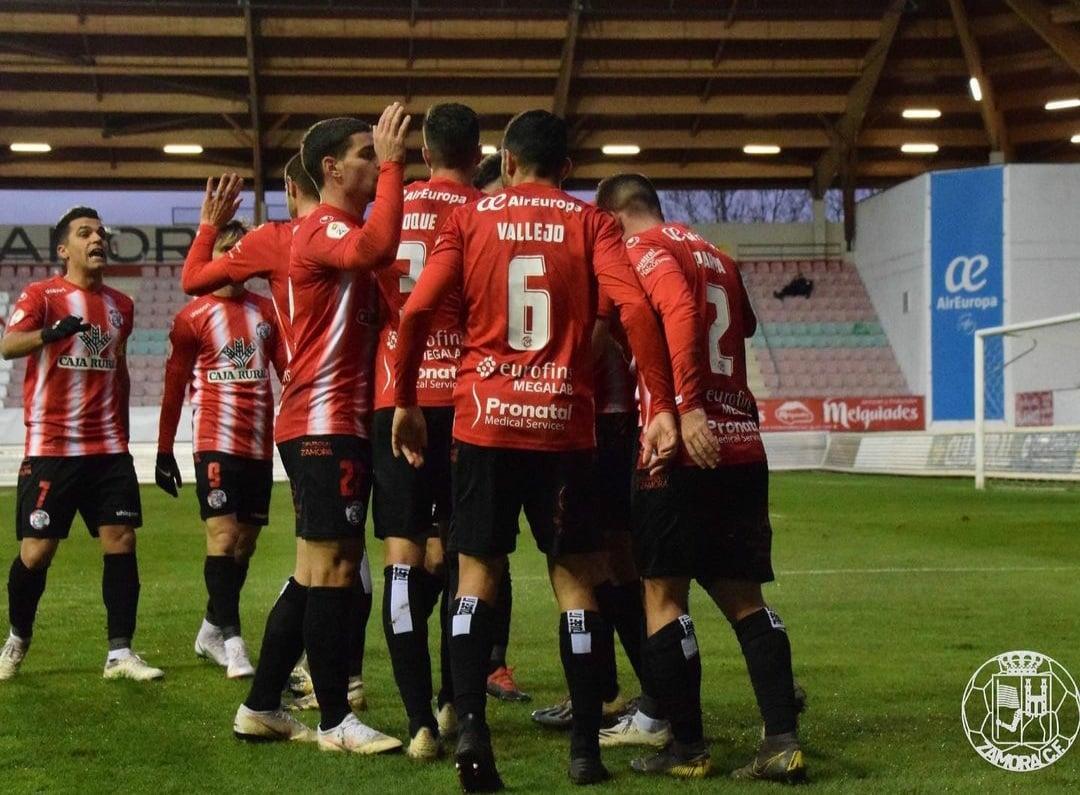 Fuente: Zamora CF