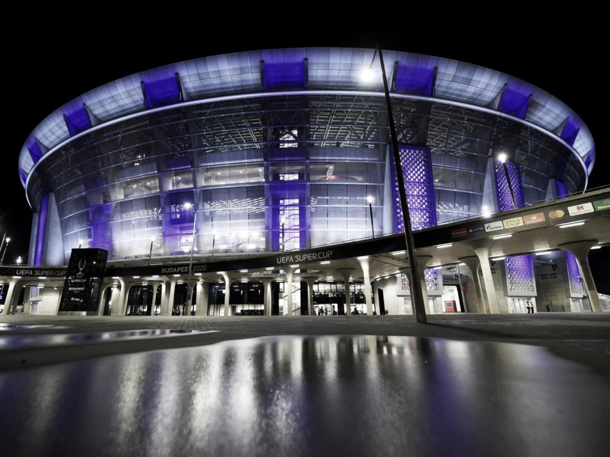 El Puskas Arena será el escenario   Foto: UEFA