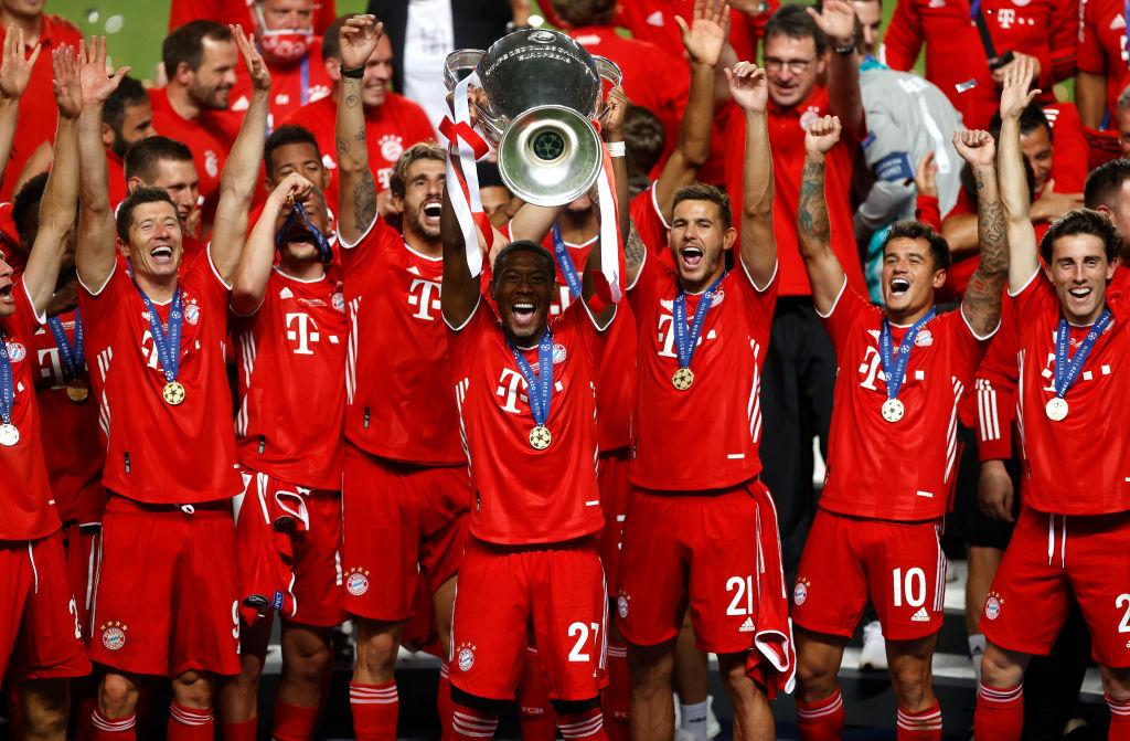Bayern Múnich, vigente campeón de la Champions League. / Twitter: Bayern Múnich oficial