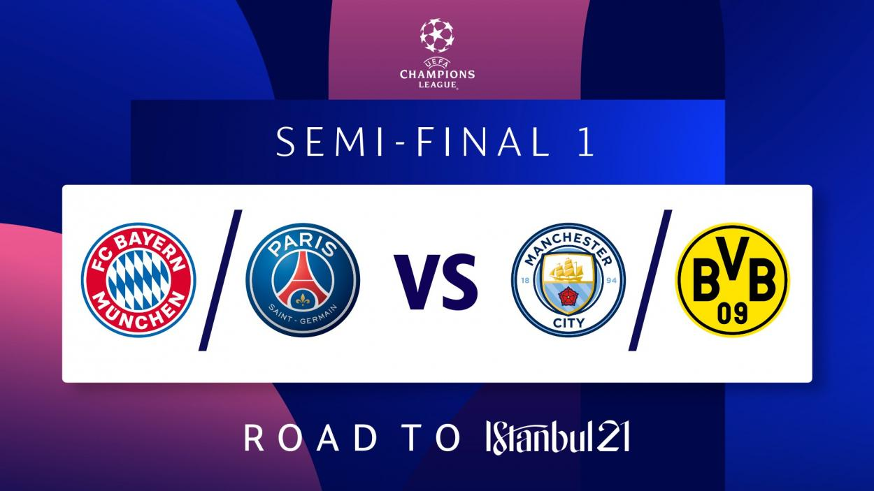 Twitter: Champions League oficial