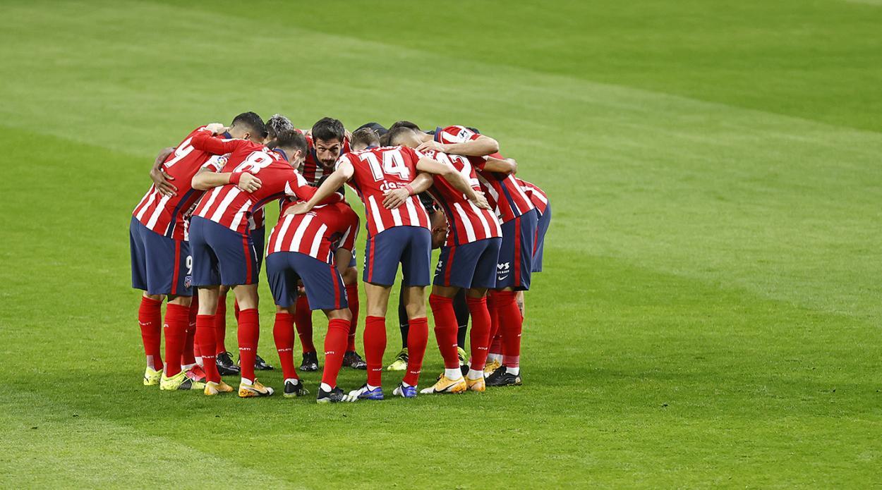 El Atlético de Madrid buscará seguir en lo más alto de la tabla./ Twitter: Atlético de Madrid oficial