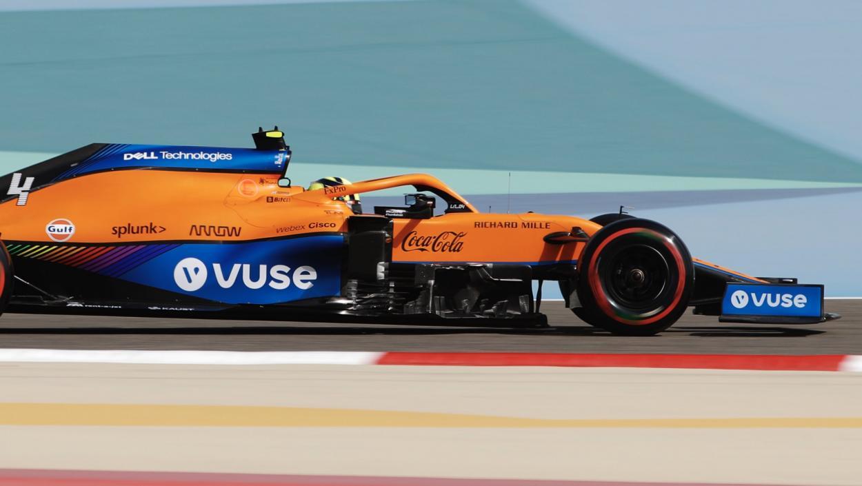 Norris. Foto: F1