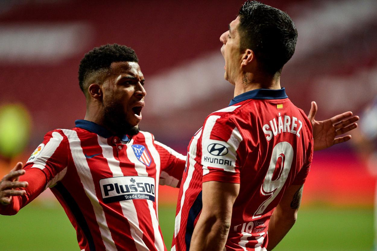 El Atlético buscará su primera victoria de la recta final. /Twitter: Atlético de Madrid oficial