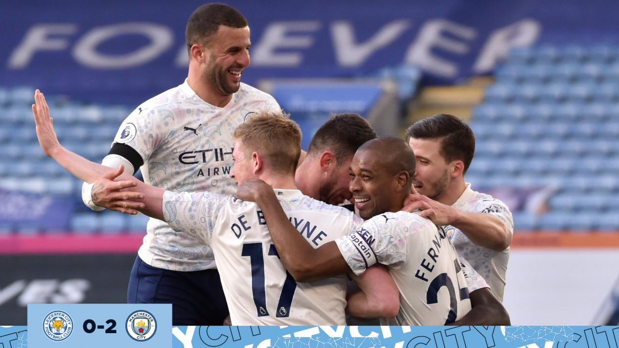 El Manchester City tratará de hacer prevalecer la localía./Twitter: Manchester City oficial