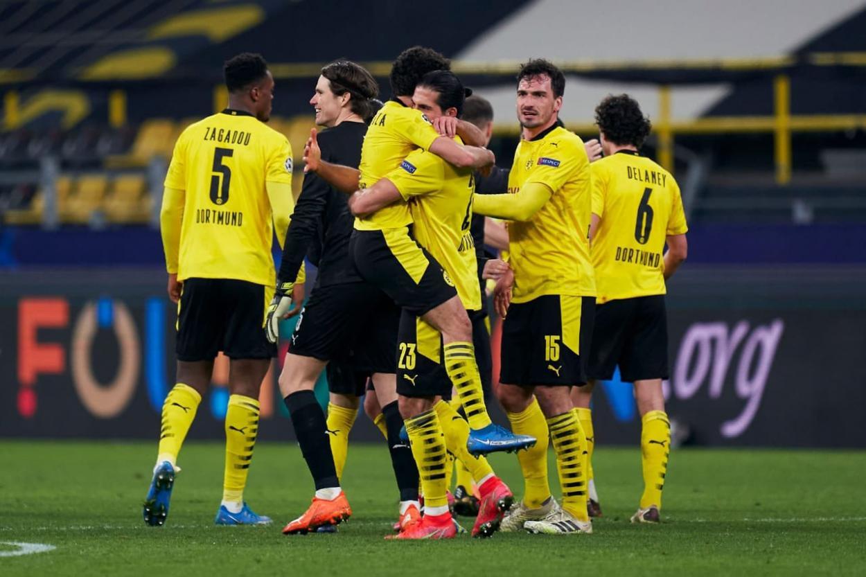El Borussia Dortmund buscará conquistar Inglaterra. /Twitter: Borussia Dortmund oficial