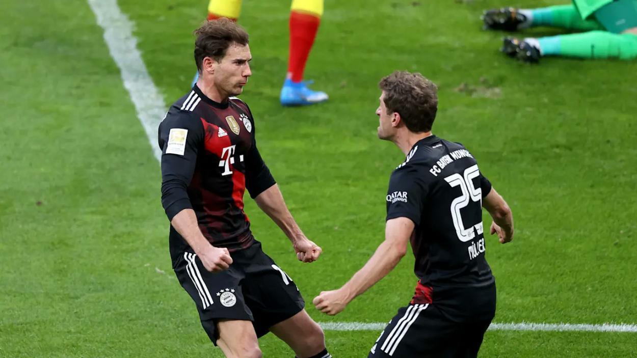 Twitter: Bayern Múnich oficial