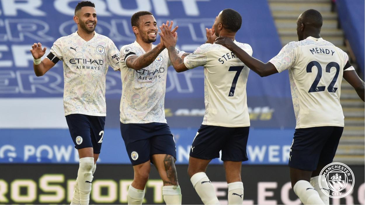 El Manchester City consiguió una ligera ventaja en el duelo de ida. /Twitter: Manchester City oficial