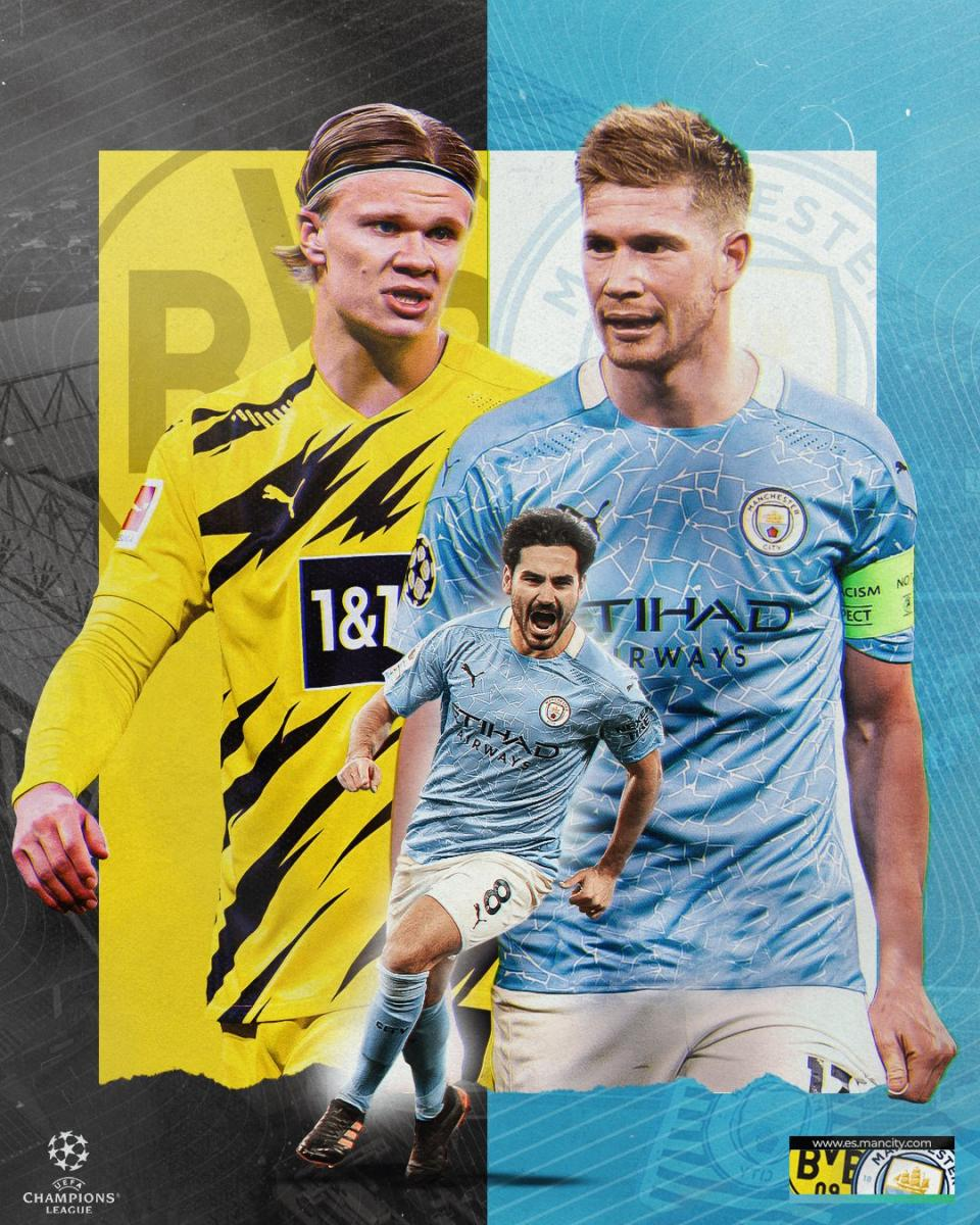 Twitter: Manchester City oficial