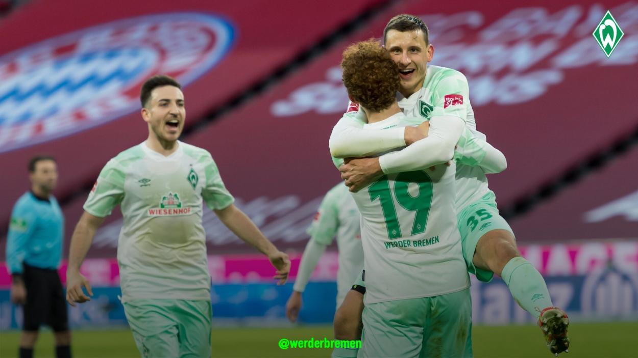 Twitter: Werder Bremen oficial