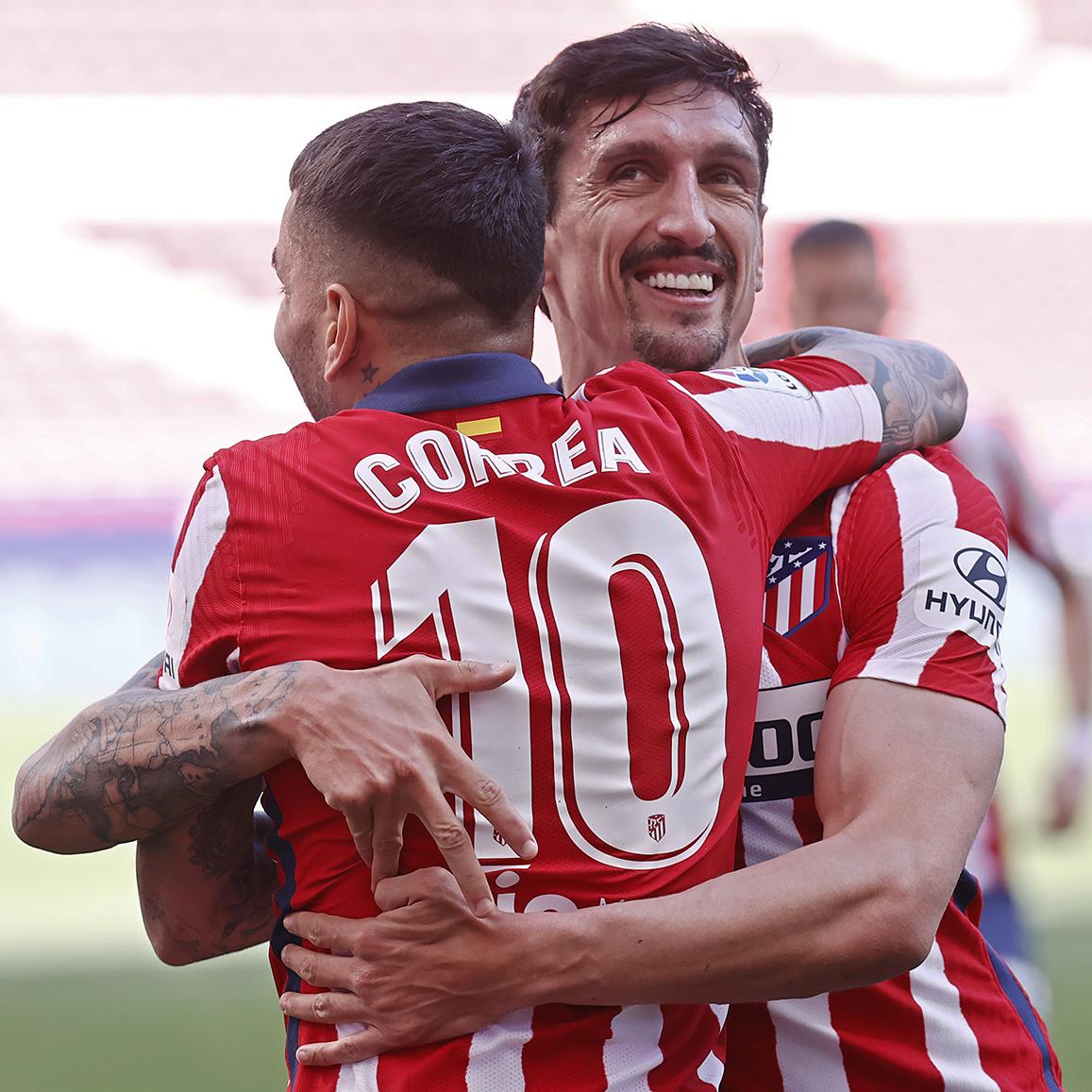 Twitter: Atlético de Madrid oficial