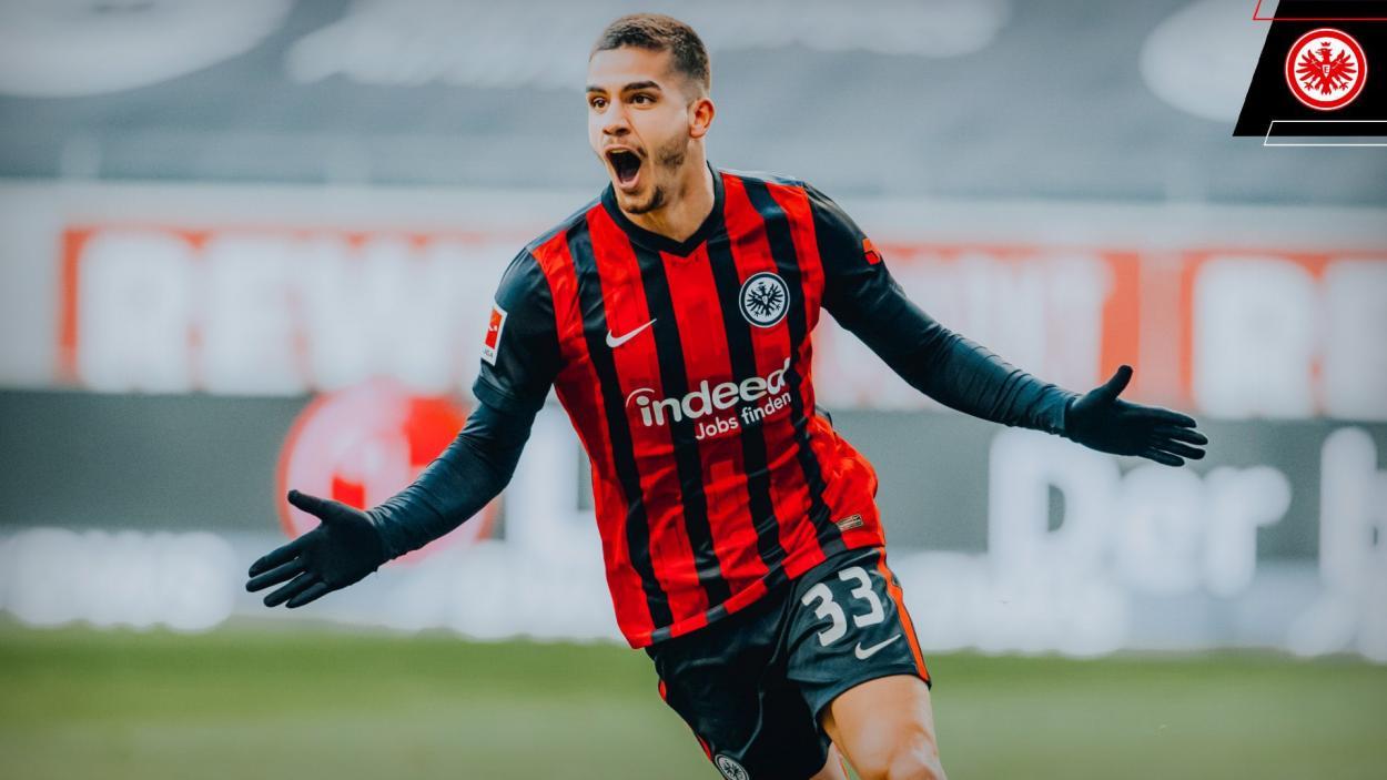 Twitter: Eintracht Frankfurt oficial
