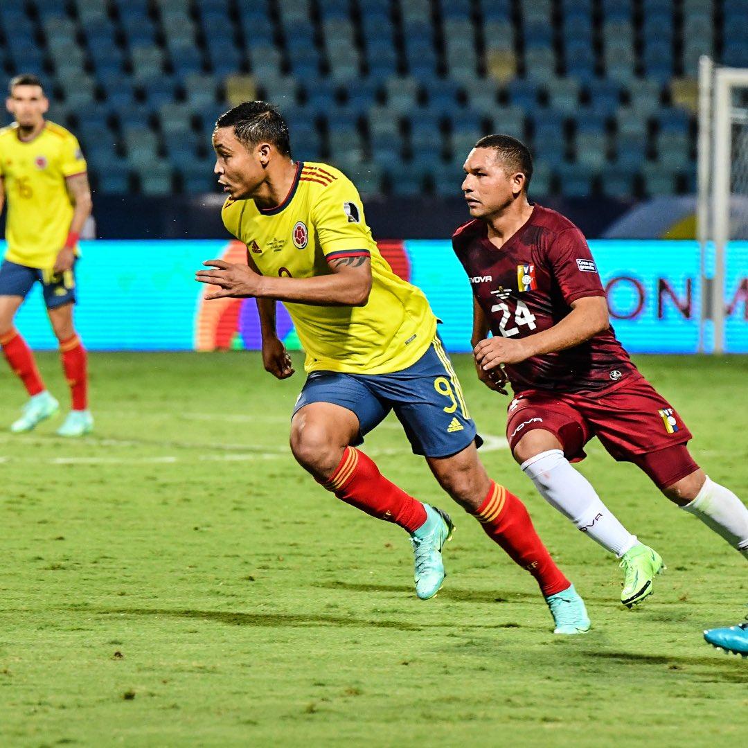 Twitter: Selección Colombia oficial