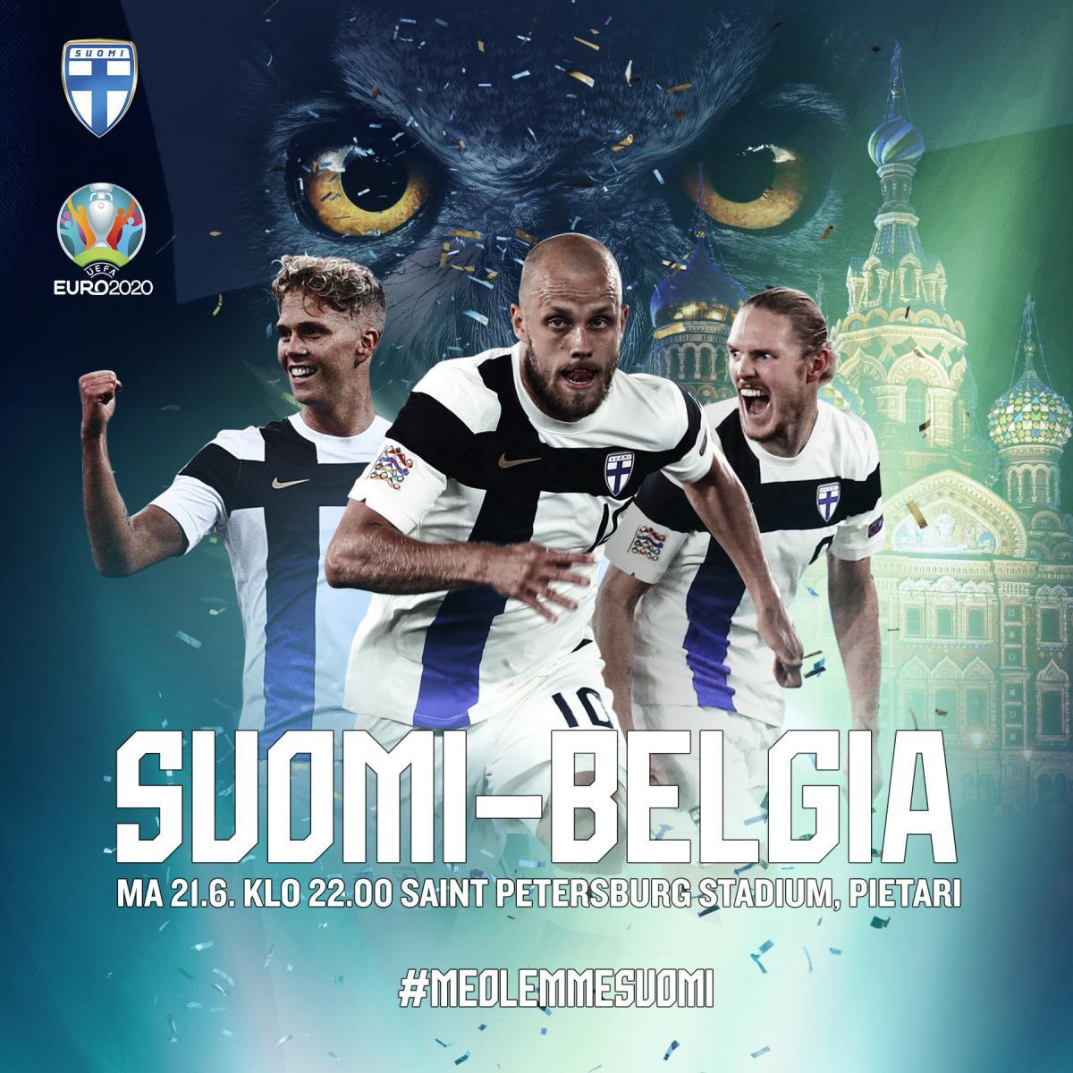 Twitter: Selección Finlandia