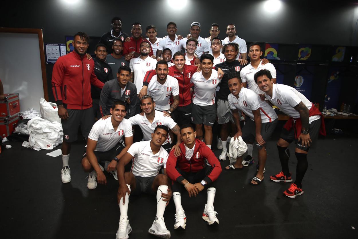Twitter: Selección Peruana oficial