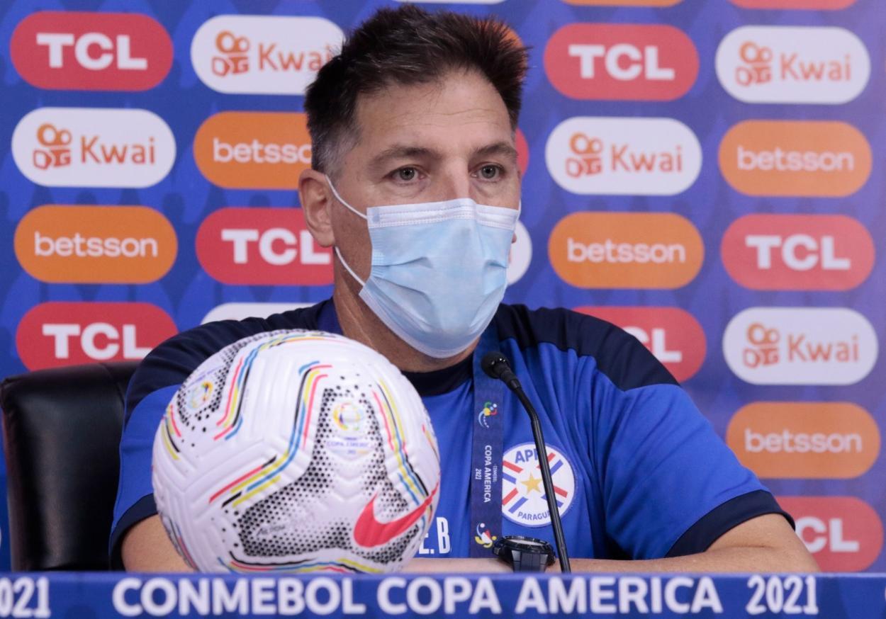 Twitter: Selección Paraguaya oficial